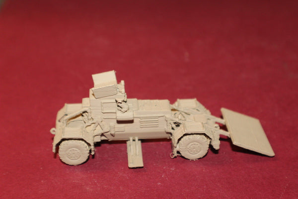 1-87TH SCALE 3D PRINTED AFGANISTAN WAR U S ARMY HUSKY VMMD