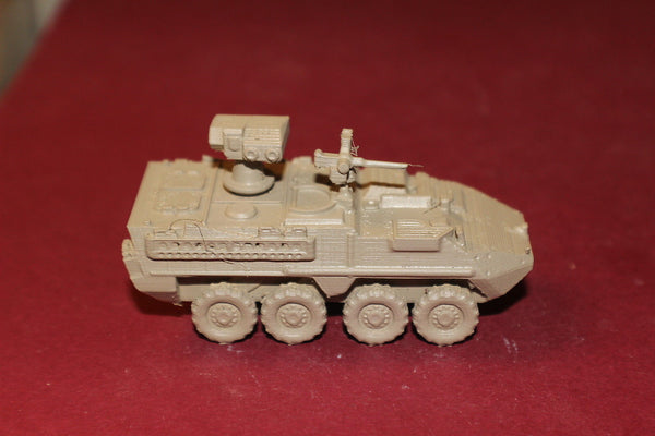 1-87TH SCALE 3D PRINTED AFGANISTAN WAR U S ARMY STRYKER ATGM M1134