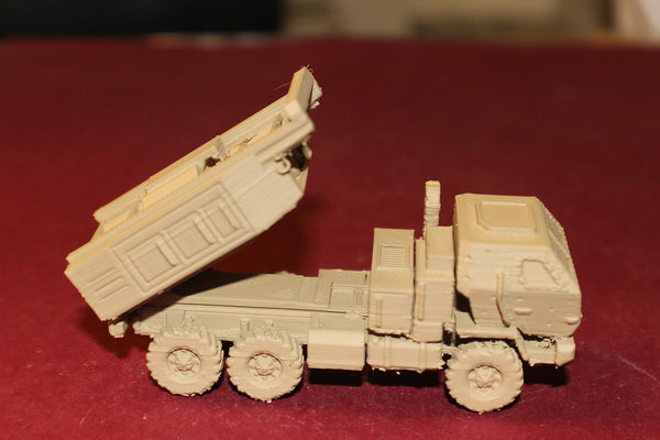 1-72ND SCALE 3D PRINTED AFGANISTAN WAR U S ARMY M142 HIMARS READY TO FIRE