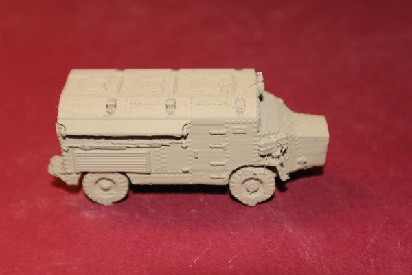 WW II BRITISH DORCHESTER ARMORED COMMAND VEHICLE HP LATE