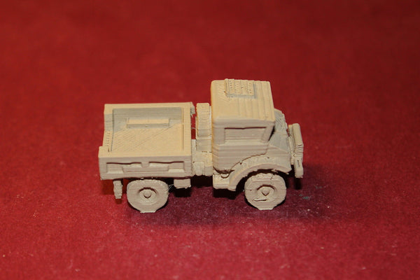 WW II BRITISH CMP 15CWT TRUCK-UNCOVERED