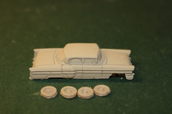 HO SCALE 1956 PACKARD EXECUTIVE RESIN KIT
