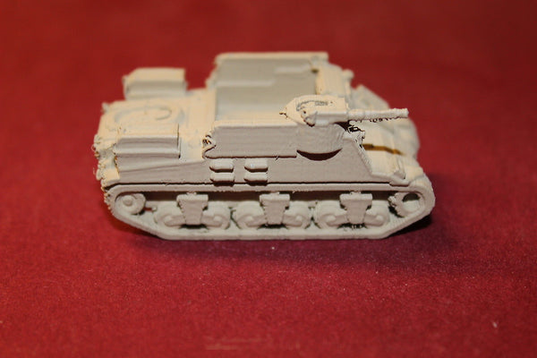 1/72ND SCALE  3D PRINTED WW II AUSTRALIAN PRIEST KANGAROO APC