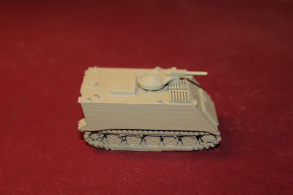 1-72ND SCALE 3D PRINTED IRAQ WAR M113 ARMORED PERSONNEL CARRIER