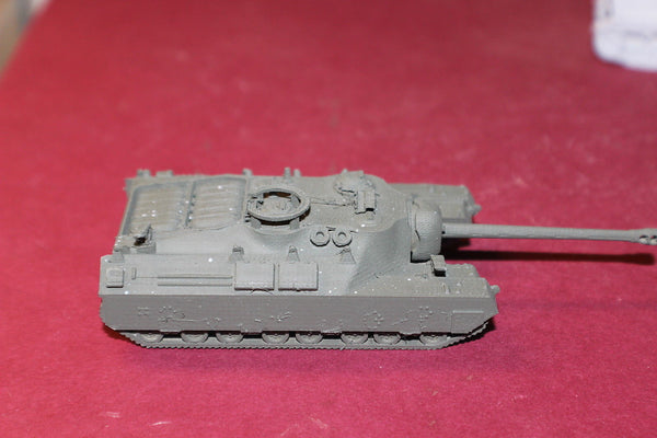 U.S.ARMY T-95 MAIN BATTLE TANK 152 MM 2A83 KIT