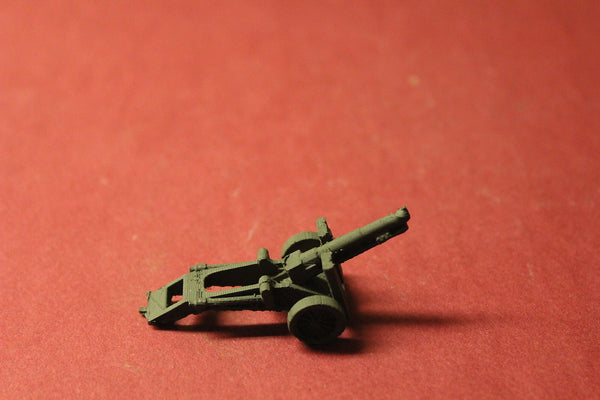 WW II GERMAN 15 CM SIG 33 INFANTRY GUN ELEVATED
