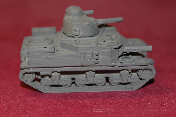 WW II U. S. ARMY M3 LEE MEDIUM TANK