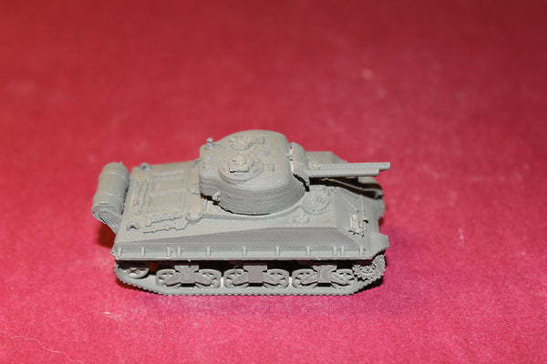 WW II U S ARMY M4A3R3 ZIPPO SHERMAN FLAME THROWER TANK