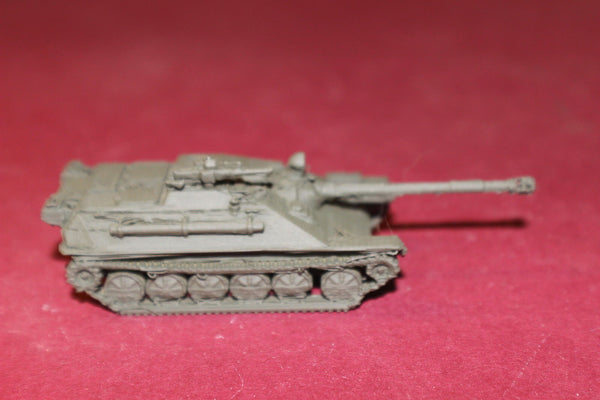 1/72ND SCALE 3D PRINTED VIETNAM WAR ARVN ASU-85 SELF-PROPELLED GUN