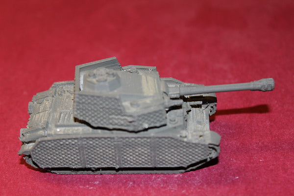 1/72ND SCALE  3D PRINTED  WW II HUNGARIAN ARMY TURAN III 75 MM GUN