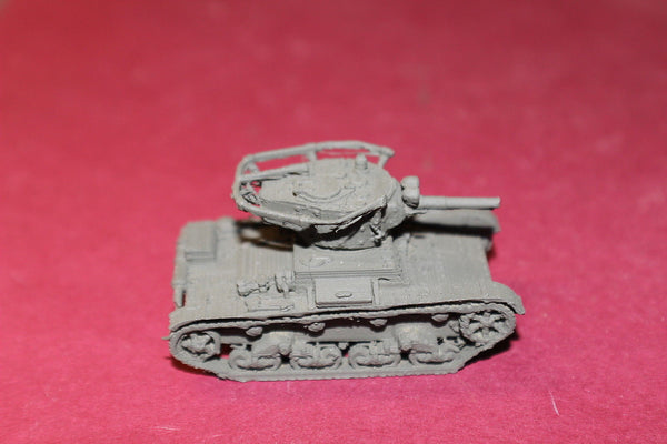 1/72ND SCALE  3D PRINTED WW II RUSSIAN T-26 TANK LIGHT INFANTRY TANK –ANTENNA