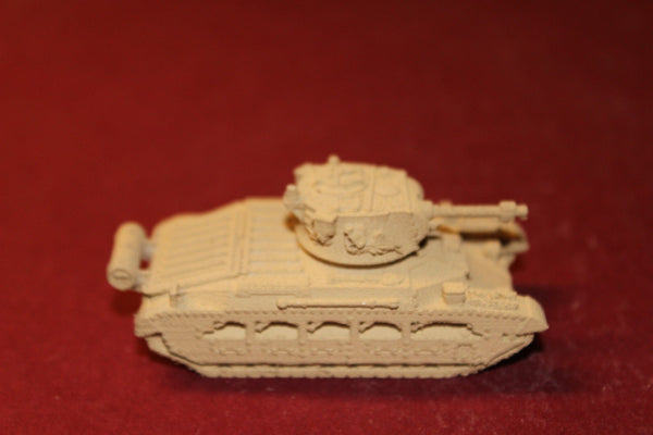 WW II BRITISH MATILDA II FROG FLAME THROWING TANK