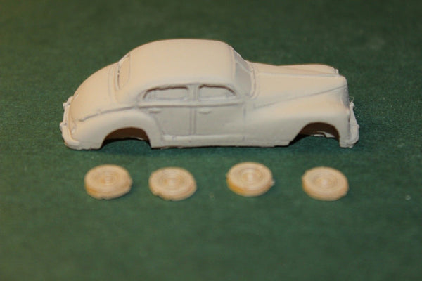HO SCALE 1941 PACKARD CLIPPER RESIN KIT