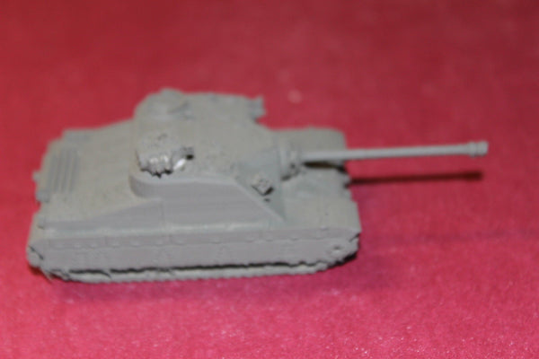 WW II BRITISH A13 TORTOISE HEAVY ASSAULT TANK