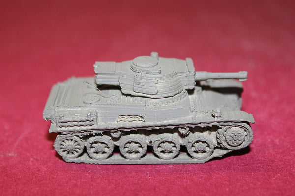 1/72ND SCALE  3D PRINTED  WW II HUNGARIAN TOLDI II WITH 40 MM GUN