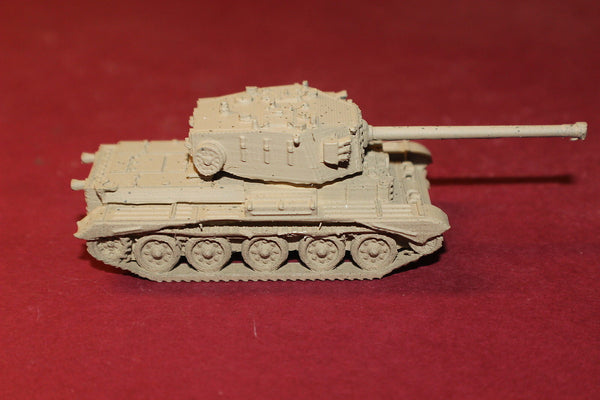 POST WAR BRITISH FV4101 CHARIOTEER MEDIUM TANK