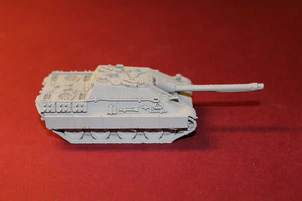 WW II GERMAN JACDPANTHER SDKFZ 173 WSCHURZEN