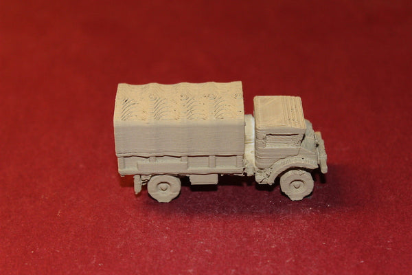 WWII RUSSIAN 3 T CMP TRUCK-COVERED