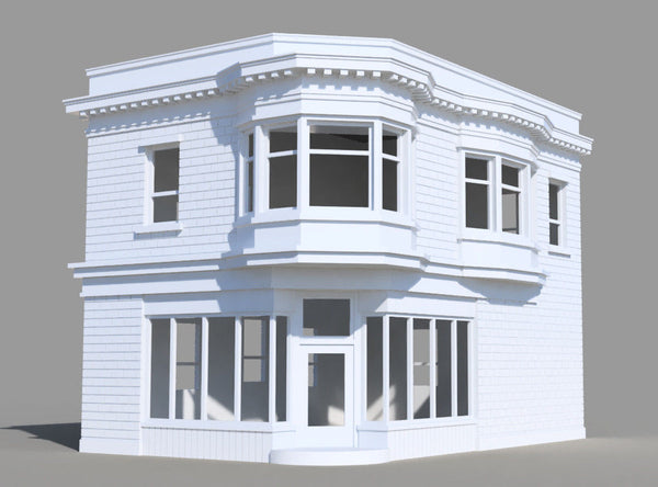 N SCALE 3D PRINTED BUILDINGS FROM YOUR PHOTOS  READ ONLY