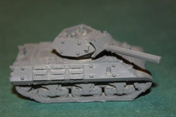 WW II U. S. ARMY M10 WOLVERINE GMC TANK DESTROYER