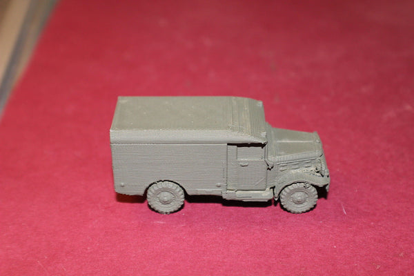 1/72ND SCALE 3D PRINTED VIETNAM WAR U.S. ARMY M43 DODGE AMBULANCE