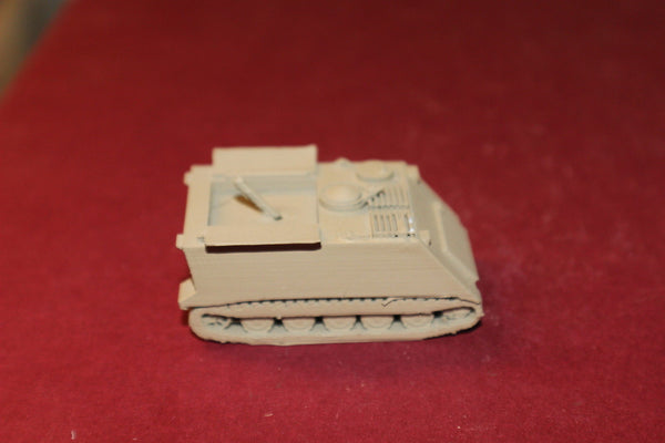 1-72ND SCALE 3D PRINTED AFGANISTAN WAR U S ARMY M113 APC WITH MORTAR