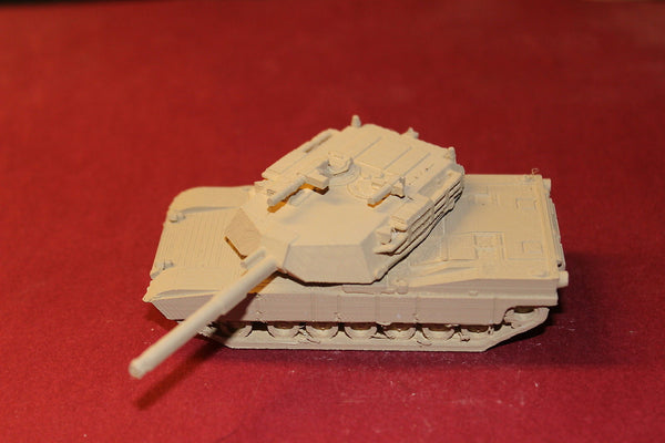 1/87TH SCALE  3D PRINTED U. S. ARMY POST WAR M1A1 ABRAMS