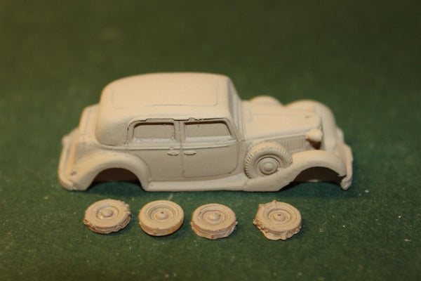 HO SCALE 1934 BUICK ROADMASTER RESIN KIT