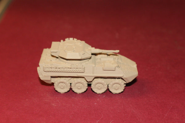 1/87TH SCALE 3D PRINTED U S ARMY STRYKER DRAGOON 30 MM