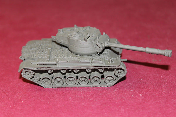 KOREAN WAR U.S.ARMY M46 PATTON HEAVY TANK