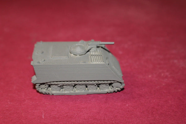 1/72ND SCALE  3D PRINTED VIETNAM WAR U S ARMY M113 ARMORED PERSONNEL CARRIER