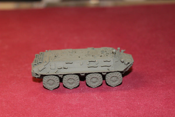1/87TH SCALE  3D PRINTED POST WAR II SOVIET BTR-60A ARMORED PERSONNEL CARRIER