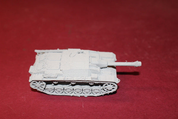 WW II GERMANY STUG 3C 75MM GUN