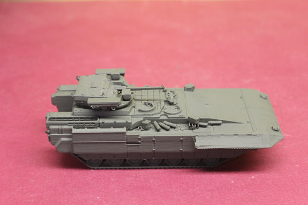 1-72ND SCALE 3D PRINTED SOVIET T-15 ARMATA MAIN BATTLE TANK
