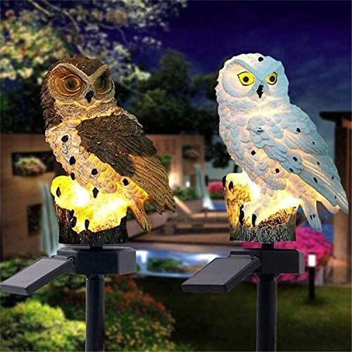 Animals Solar Powered Lamps for outdoor