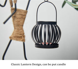 Handmade Nordic style candle holders