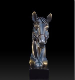 limited edition # 43CM LARGE Horse Statue