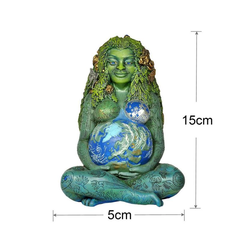 Mother Earth Gaia Statue