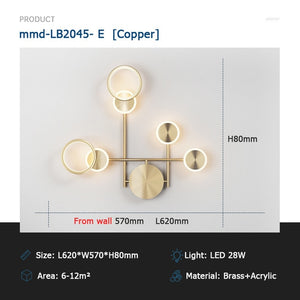 Luxury LED Wall Lamps