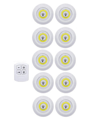 Cabinet Light LED Wireless With Remote Control