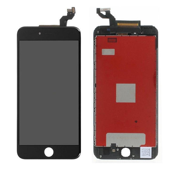 For iPhone 6S Plus LCD & Digitizer (Aftermarket, Premium Plus) - Black