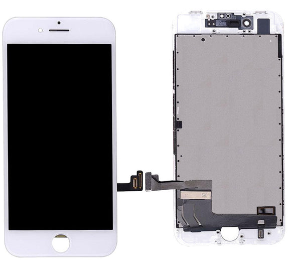 For iPhone 8 | SE 2020 LCD & Digitizer (GTR Technology) - White