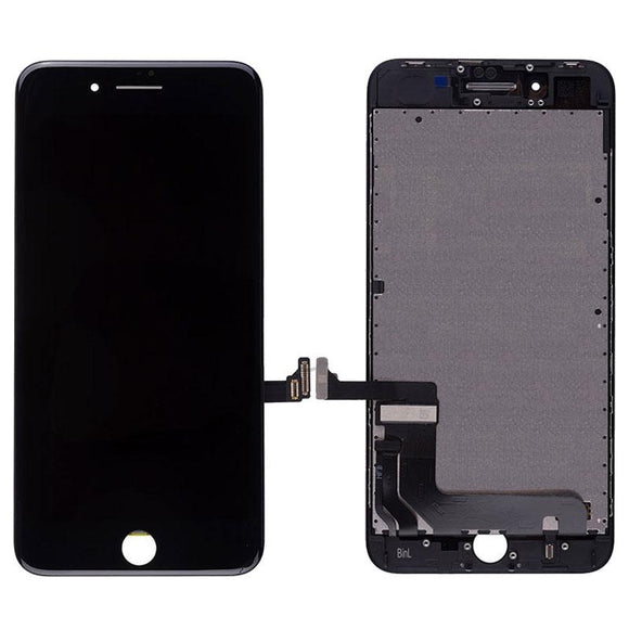 For iPhone 8 | SE 2020 LCD & Digitizer (Aftermarket, Premium Plus) - Black