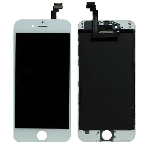 For iPhone 6 LCD & Digitizer (Aftermarket, Premium Plus) - White