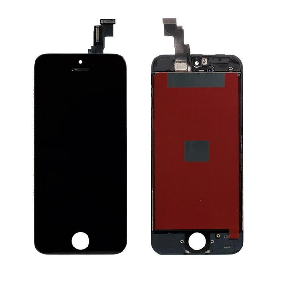 For iPhone 5C LCD & Digitizer (Aftermarket) - Black