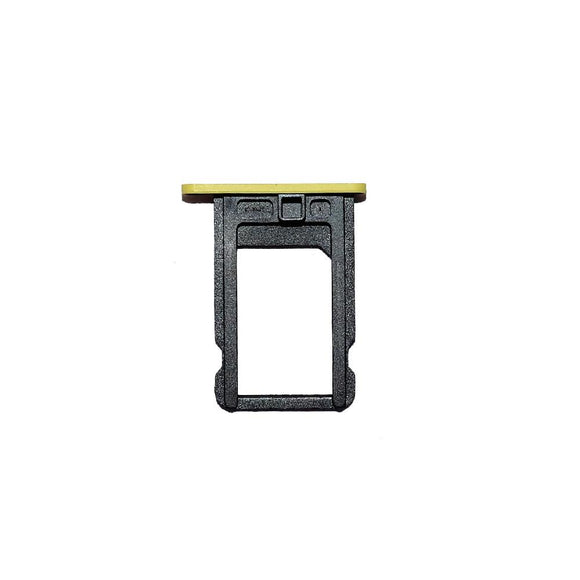 For iPhone 5C Sim Card Tray - Yellow