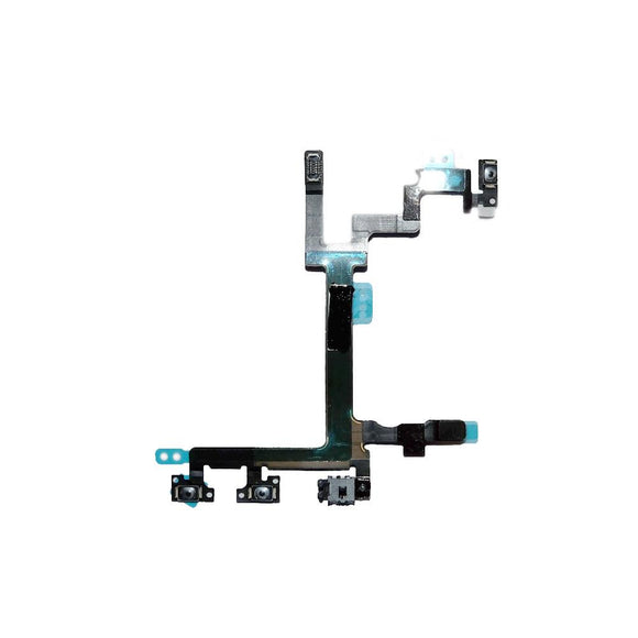 For iPhone 5 Power | Mute | Volume Switch Flex Cable