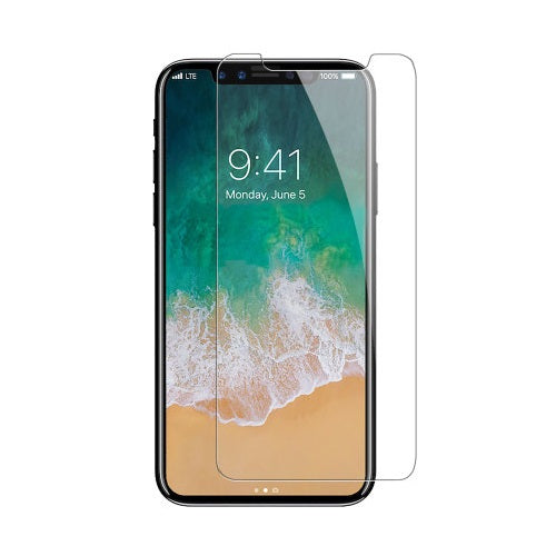 For iPhone 11 Pro Max | XS Max Tempered Glass - Clear