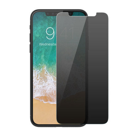 For iPhone 11 Pro | XS | X Tempered Glass - Privacy
