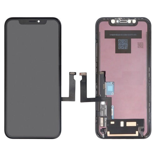 For iPhone XR LCD & Digitizer (Aftermarket, Premium) - COF